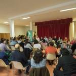 Acto público de presentación de la candidatura al ayto. de Villanueva de Duero (Valladolid). Foto Carlos Mateo